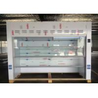Wholesale Ductless PP Fume Hood Cupboard 0.5m/S Air Velocity With Sink / Faucet from china suppliers