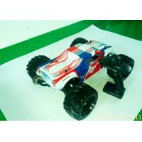 Brushless 4WD Electric RC Car / Monster Wheel 4X4 RC Truck Metal Chassis