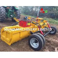 Wholesale 2-4.5m Farm Laser Land Leveling Machine for Tractor from china suppliers