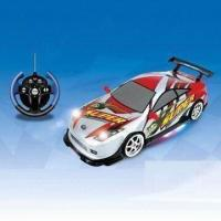 Wholesale RC Cars, 1:18 R/C Licensed Car-Toyota Celica, Sized 25 x 12 x 8cm from china suppliers