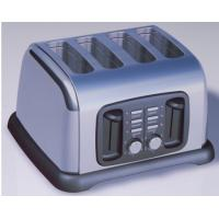 Wholesale 1300W 50Hz Stainess Steel 4 Slice Toaster Oven , Electric Toasters BH-026 from china suppliers