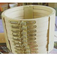 China Wooden embroidery hoop, embroidering hoop, wood double ring on sale