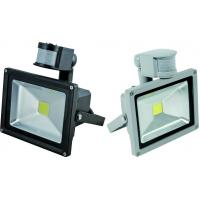 Buy cheap best manufacturer PIR 70W flood light led with sensor bridgelux chip from wholesalers