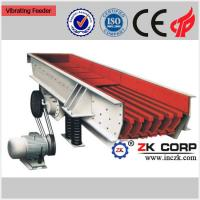 Wholesale Horizontal Mining Granule Vibrating Grizzly Feeder with 100 TPH for Coal from china suppliers
