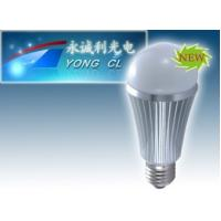 Buy cheap 5W 190 Degree E27 LED Bulb Light CW6000-6500K from wholesalers