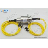 Wholesale 67mm Diameter Fiber Optic Rotary Joint  For Undersea Robot / Control Ship , No Friction from china suppliers