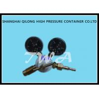 Wholesale Blue Oxygen Industrial Gas Regulator Air Pressure O2 Cylinder Regulator from china suppliers