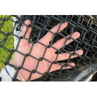 Wholesale galvanized/pvc coated chain link fence factory from china suppliers