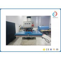 Wholesale Pneumatic Single Station Sublimation Heat Press Machine Semi automatic from china suppliers