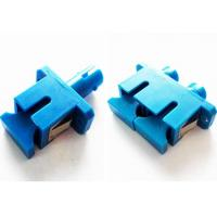 Wholesale SC - LC Female SX / DX Fiber Optic Cable Adapter Single Mode ABS Metal Material from china suppliers