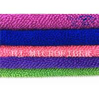 Wholesale Absorbent Microfiber Cleaning Cloth Microfiber Twist Fabric Used In Mop Or Towel from china suppliers