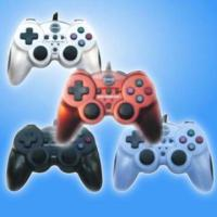 Wholesale Analog and Digital Controlled PS2 DUOCON 2 Joypad in Assorted Colors from china suppliers