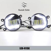 Quality Suzuki Solio special LED Daytime Running Light DRL front Fog Lamp for sale