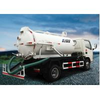 Buy cheap 5T Corrosion Resistant Special Purpose Vehicles , 6.5L Sewage Pump Truck XZJ5120GXW from wholesalers