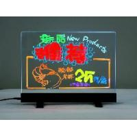 Wholesale LED Writing Board Protable Billboards from china suppliers