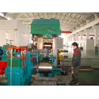 Quality Carbon Steel Four High Rolling Mill , 300T Reversing Cold Rolling Mill for sale