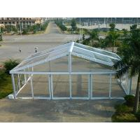 Wholesale Transparent Camping Tent PVC Rooftop Outdoor Clear Roof Wedding Tent TUV from china suppliers