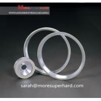 Wholesale Super abrasive peripheral grinding wheel for pcd/pcbn inserts sarah@moresuperhard.com from china suppliers