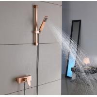 Wholesale Portable Hand Hold Shower Rooms Sets Rain Shower Head from china suppliers