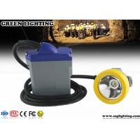 Wholesale Anti Explosive Mining Led Lights1.67W Power 6.6Ah Rechargeable Li-Ion Battery from china suppliers