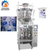 Wholesale Multihead Weigher Automatic Ice Cube Packing Machine Simultaneous Control from china suppliers