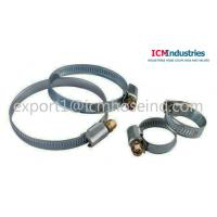 Wholesale worm drive hose clamp German type from china suppliers