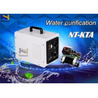 Wholesale CE certification home / car purification 3G - 5G portable ozone generator from china suppliers