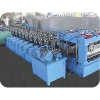 Wholesale Fully PLC Control Automatic Hydraulic Punching Steel Silo Roll Forming Machine 1.5mm-3.5mm Thick Galvanized Steel from china suppliers