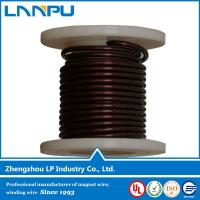 Buy cheap ISO Certificated Enameled Aluminum Wire for Winding Machine from wholesalers