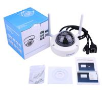 Buy cheap 2.0Megapixel Indoor  Wifi Network  IP Dome  Camera  Support 2.4ghz / 5.8ghz Dual Router from wholesalers