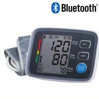 Wholesale Bluetooth 4.0 Accurate Blood Pressure Monitor Heartbeat Indicator Tonometer For Health Care from china suppliers