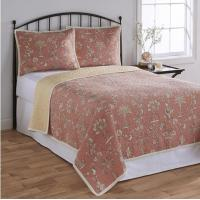 Wholesale Cotton Quilt Bedding Set King Size / Duvet Cover Set With Knitted Technics from china suppliers