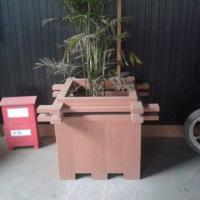 Wholesale WPC Flower Box, Anti-decay, Eco-friendly from china suppliers