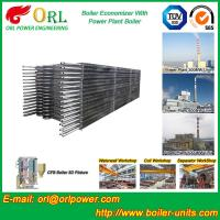 Buy cheap Boiler Spare Part Boiler Economiser In Power Plant Environment Friendly from wholesalers