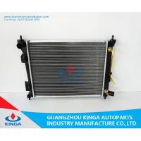 Wholesale Hard brazing aluminum radiator for Hyumdai VELOSTER 1.6' 11 , high performance radiator from china suppliers