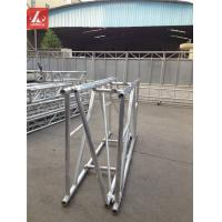 Wholesale 20.4 X 18.5 Triangle Exhibit Truss 1179kg - 2809kg Loading Weight For Outdoor Event from china suppliers