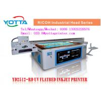 Quality High performance 2.5*1.25m flatbed size 3d acrylic printer uv flatbed printer printing 3d effect on acrylic for sale