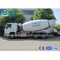 Wholesale Manual Transmission Diesel Concrete Mixer Truck With One Sleeper from china suppliers