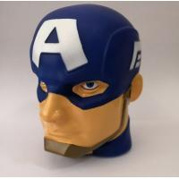 """Buy cheap 3D Marvel Captain America """"illumi-mate"""" Colour Changing Light, Blue, 11 x 9 x from wholesalers"""