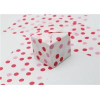 Quality 17gsm Custom Wax Paper Sheets , Single Side Wax Wrapping Paper 50 x 70cm for sale