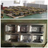 Wholesale Fast Food Aluminum Foil Container Mould  from china suppliers