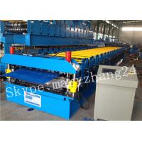 Wholesale Roof use tile roll forming machine , roofing sheet double layer roll forming machine from china suppliers