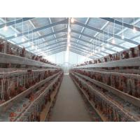 Wholesale PVC Down Pipe Poultry Farm Structure With Grey paint Surface from china suppliers