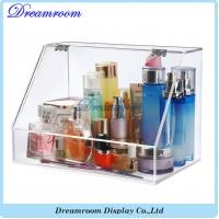 Wholesale Clear Acrylic Shoe Box With Removable Drawer from china suppliers