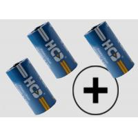 Buy cheap ER18505 Fat A Cylindrical Li-SOCl2 Battery 4000mAh Non Rechargeable 150mA from wholesalers