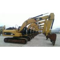 Wholesale 2012 320D used caterpillar hydraulic excavator 1.4m3 second hand digger Bolivia Brazil Bonaire Saint Lucia from china suppliers