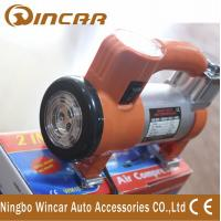 Wholesale 100 Psi 12V Portable Air Compressor pump / Super Mini Car Inflator Pump from china suppliers