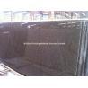Buy cheap Saudi Desert Brown Granite Slab, Natural Brown Granite Slab from wholesalers