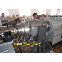 Wholesale Drainage / Inlet PVC Pipe Making Machine Double Pipe Extrusion Machine Dia 16Mm - 110mm from china suppliers