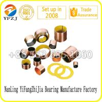 Wholesale Many sizes oilless bush supply wrapped bronze bearing, plastic POM bushing from china suppliers